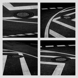 Street Patterns Collage