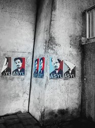 Asyl for Snowden 2