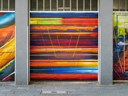 Colors and Stripes (see more at urban -> Streetart)